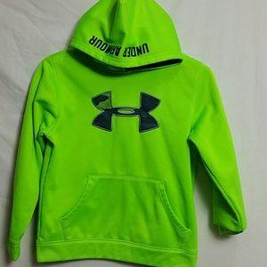 Under armour Youth's Medium Fleece Sweatshirt